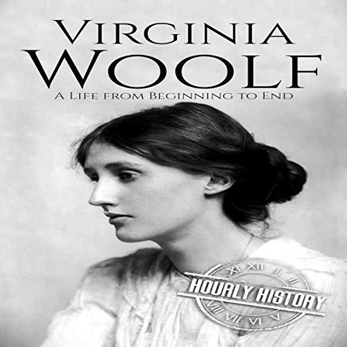 『Virginia Woolf』のカバーアート