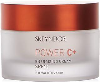 Skeyndor - Power C+ Crema Energizante SPF15 Piel Normal a Seca, 50 ml