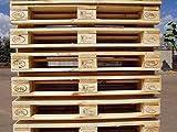 Europalette 1. Wahl - 10er Set Europaletten Holzpalette Palette