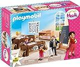 Playmobil Heidi Playset, Clase en Dörfli, multicolor (70256)