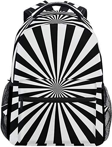 催眠術カジュアルバッグ リュック リュック ショルダーバッグ 流行 おしゃれ 人気 ラップトップバッグ こども 通勤 通学