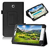 "Samsung Galaxy Tab 4 7.0"" Case,Samsung t230 Tablet Case,Beebiz Ultra Slim Lightweight PU Leather Stand Case Cover for Samsung Galaxy Tab 4 7.0 T231 Tablet(Black)"