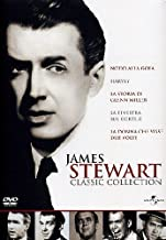James Stewart Classic Collection (5 Dvd) [Italia]