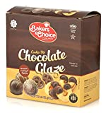 Chocolate Icing Glaze, 12 oz. - Microwavable Melting Chocolate For Decorating and Dipping Cakes,...