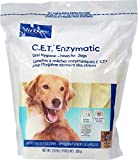 C.E.T. Enzymatic Oral Hygiene Chews for Extra Large Dogs (51+ Pounds) - 90 (chews) by Virbac