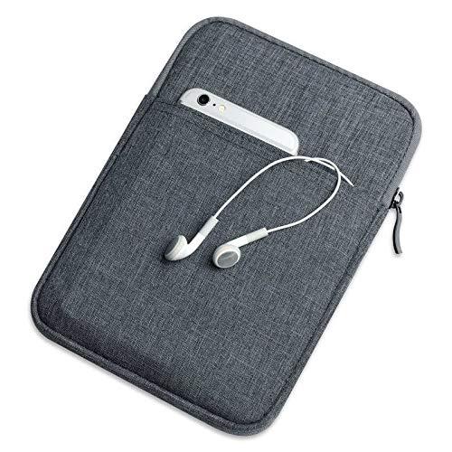 RZL Pad y Tab Fundas para Xiaomi MIPAD 2 MI Pad 2, Caja de Manga de tabletas Suaves Cubierta Protectora Completa para Xiaomi MIPAD 2 7.9 '' (Color : Negro)