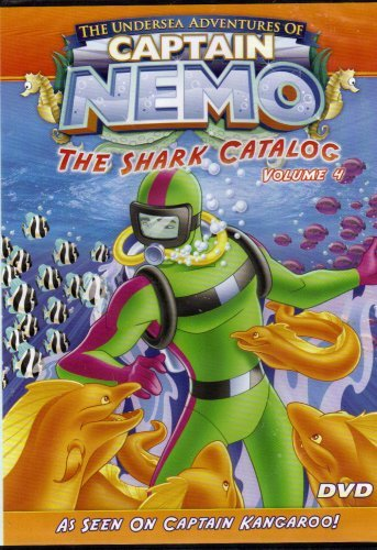 The Ranking integrated 1st place Max 78% OFF Undersea Adventures of CaptainNEMOThe Cas Slim Catalog Shark