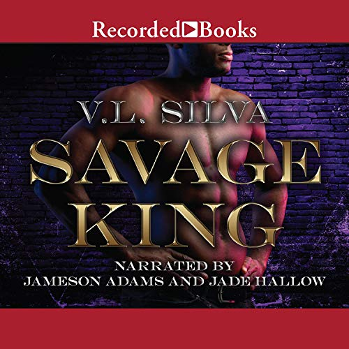 Savage King cover art