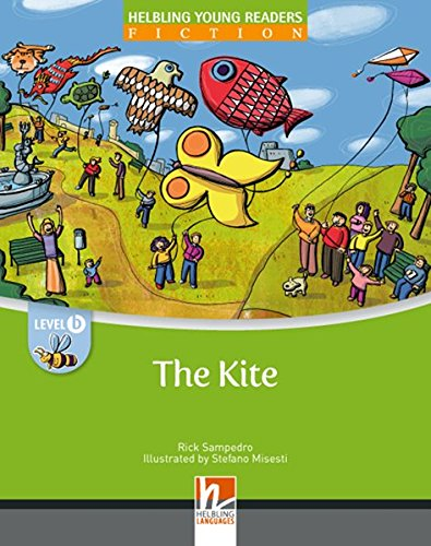 The kite. Big book. Level B. Young readers (Helbling Young Readers)