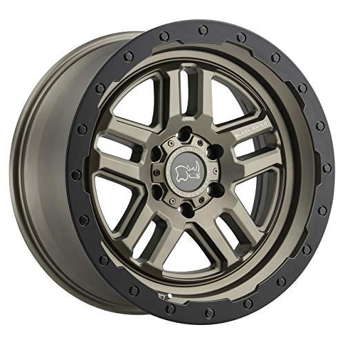 "Black Rhino 18"" Inch 5x127 Wheel Rim Barstow 18x9.5-18mm Bronze"