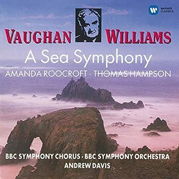 """Vaughan Williams: Symphony No. 1, """"A Sea Symphony"""""""