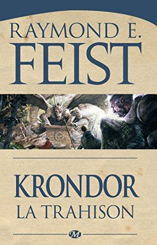 Krondor : la Trahison: Le Legs de la Faille, T1