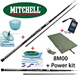 Mitchell Set pêche au Coup Carpe/Carpodrome Tanager Pole 8M00