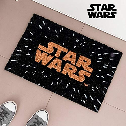 Star Wars alfombra de entrada felpudo