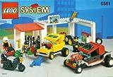 lego system hot rod club #6561