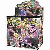 AAG Pokémon Sword & Shield Rebel Clash Booster (36 unidades)