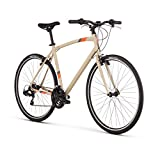 RALEIGH Cadent 1 Urban Fitness Bike, 19' /Lg Frame, Tan, 19' / Large
