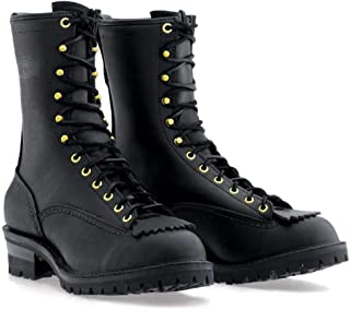"""Wesco Firestormer Men's Boot BKF310100F Height 16"""" 