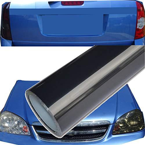 ORACAL® 8300 Transparent Cal hell schwarz 31 cm x 300 cm CarWrap Scheinwerfer Tönungsfolie