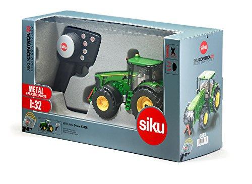 RC Auto kaufen Traktor Bild 5: Siku 6881 - John Deere 8345R Set mit Fernsteuerung*