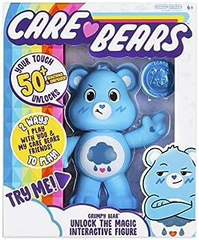Care Bears Grumpy Bear Interactive Collectible Figure