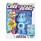 Care Bears 22053 Desbloquear Las Figuras interactivas mágicas-Grumpy Bear-Edades 4+, 3