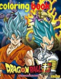 Dragon Ball Coloring Book - For Kids and Adults Anime Manga Dragon Ball Z & Super Coloring Book ,Super Edition Dragon Ball Coloring Pages for Everyone, Adults, Teenagers, Tweens, Kids, Boys, & Girls