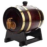 XWX Barril Cubo con Una Función De Papel De Aluminio For Su Propio Cojín De Salsa De Whisky Bourbon Brandy Cerveza (Size : 5l)