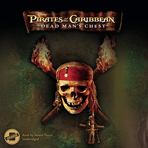 Pirates of the Caribbean: Dead Man's Chest cover art