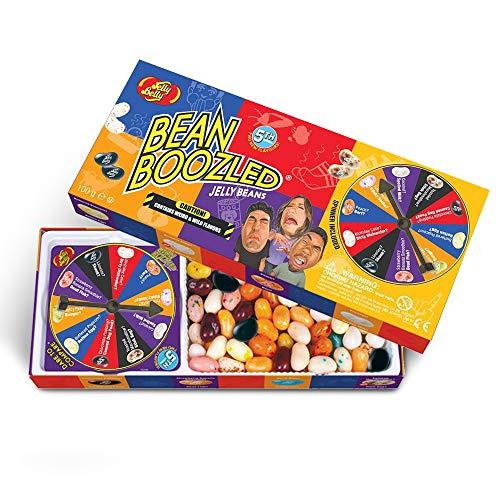 Jelly Belly 2 x Bean Boozled Spinner Spiel Gelee Bohne Box 100 g