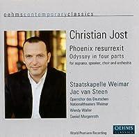 Phoenix Resurrexit-Odyssey in Four Parts for Sopra