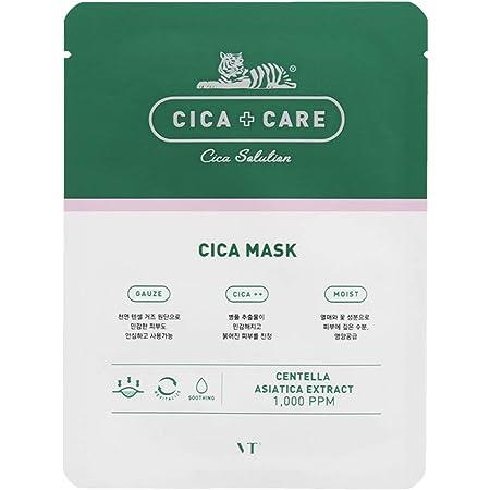 VTCOSMETICS(ブイティコスメテックス) CICA MASK PACK 10枚入り フェイスマスク