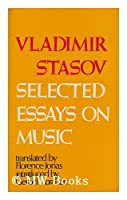 Selected Essays on Music