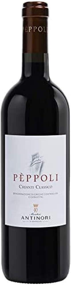 Marchesi Antinori Pèppoli Chianti Classico DOCG 2018 13,5% - 750 ml