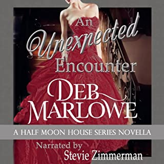 An Unexpected Encounter audiobook cover art