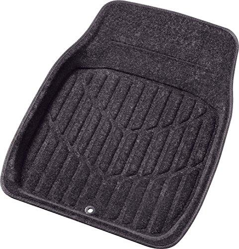 ボンフォーム カーマット 3Dステンガード 前席用 ブラック フロント1枚 48x65cm 普通車用 6412-01BK フロア...
