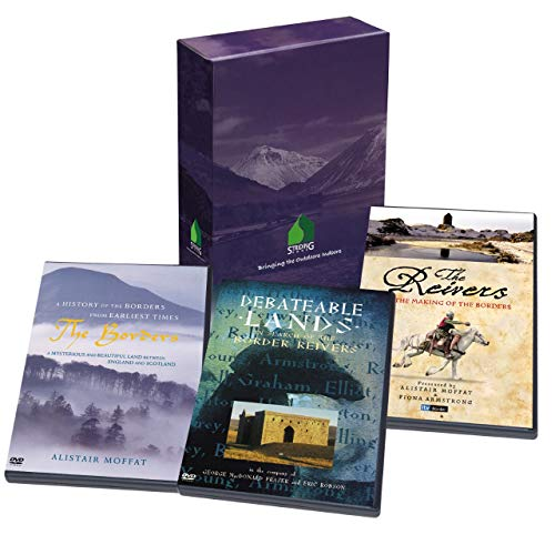 The Troubled Border - 3 DVD box set includes The Borders, Debateable Lands and The Reivers
