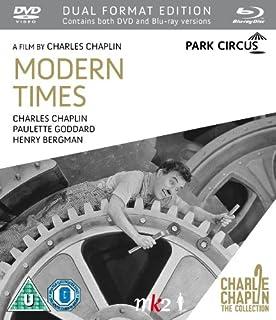 Modern Times - Dual Format Edition [Blu-ray] [1936] (B003NEQ7NY) | Amazon price tracker / tracking, Amazon price history charts, Amazon price watches, Amazon price drop alerts