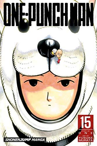 One-Punch Man, Vol. 15 (English Edition)