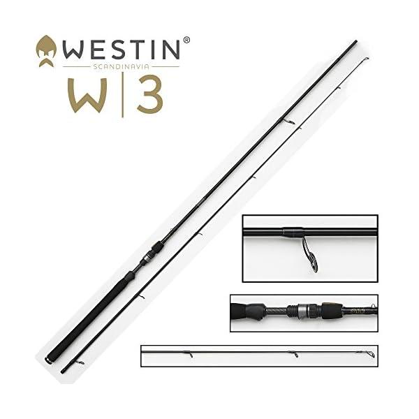 Westin W3 Powershad Rods