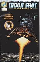 Moon shot: The flight of Apollo XII 0964230615 Book Cover