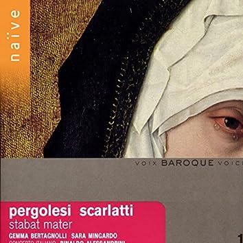 Pergolese, Scarlatti: Stabat Mater