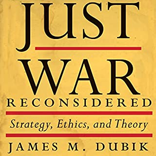 Just War Reconsidered cover art