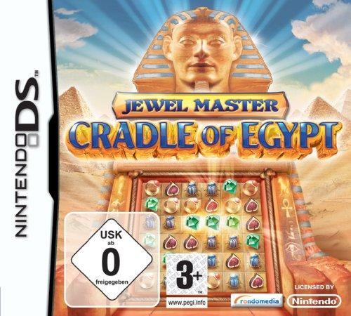 Jewel Master - Cradle of Egypt DS [Importación Alemana]