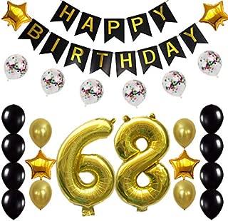 Best happy birthday 68 years Reviews