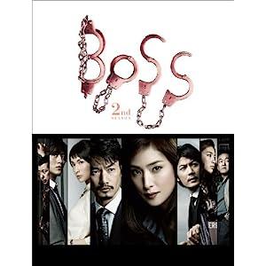 """BOSS 2nd SEASON Blu-ray BOX [Blu-ray]"""""""