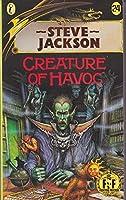 Fighting Fantasy 24 Creature Of Havoc (Puffin Adventure Gamebooks)