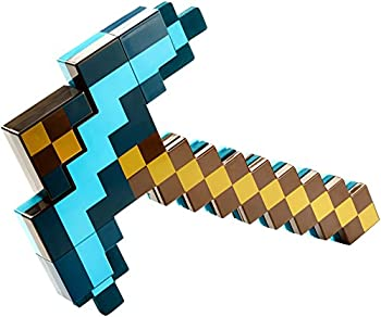 世界的大人気ゲーム「マインクラフト」の中から人気の武器「ダイヤの剣」がなりきりグッズとして登場。 ダイヤの剣は、簡単にツルハシに変形させることが可能。 対象年齢:6才~ 原産地:中国 電池: 不要
