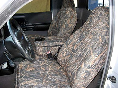 Durafit Seat Covers F286-CL-V Made for -2002-2003 Ford Ranger XLT Pickup 60/40...