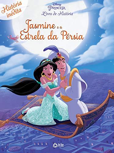 Jasmine e a Estrela da Pérsia: Livro de História